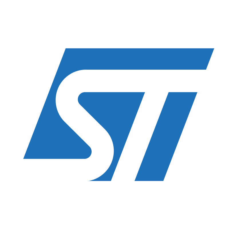 ST Microelectronics vector logo