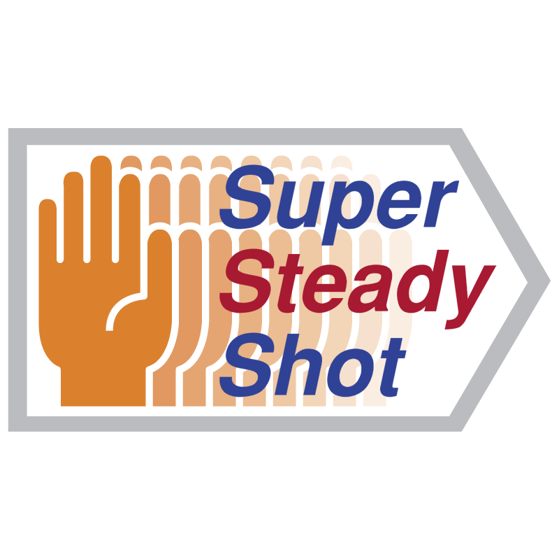 Super Steady Shot vector