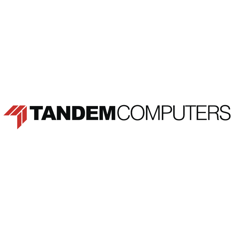 Tandem Computers vector logo