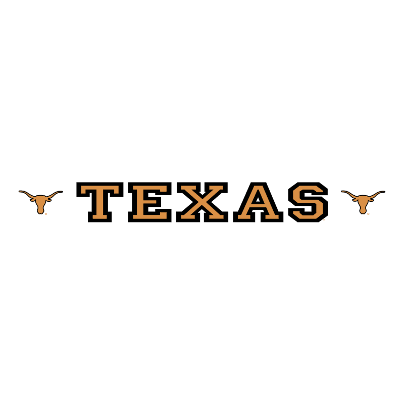 Texas Longhorns vector