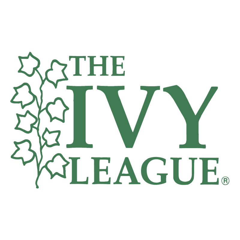 The Ivy League vector