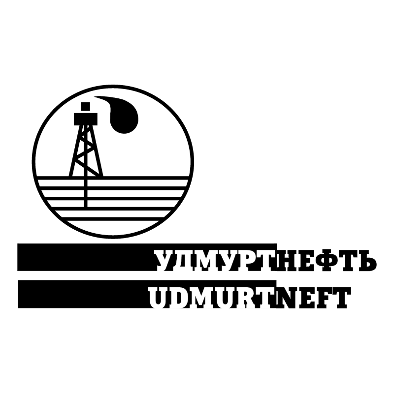 UdmurtNeft vector