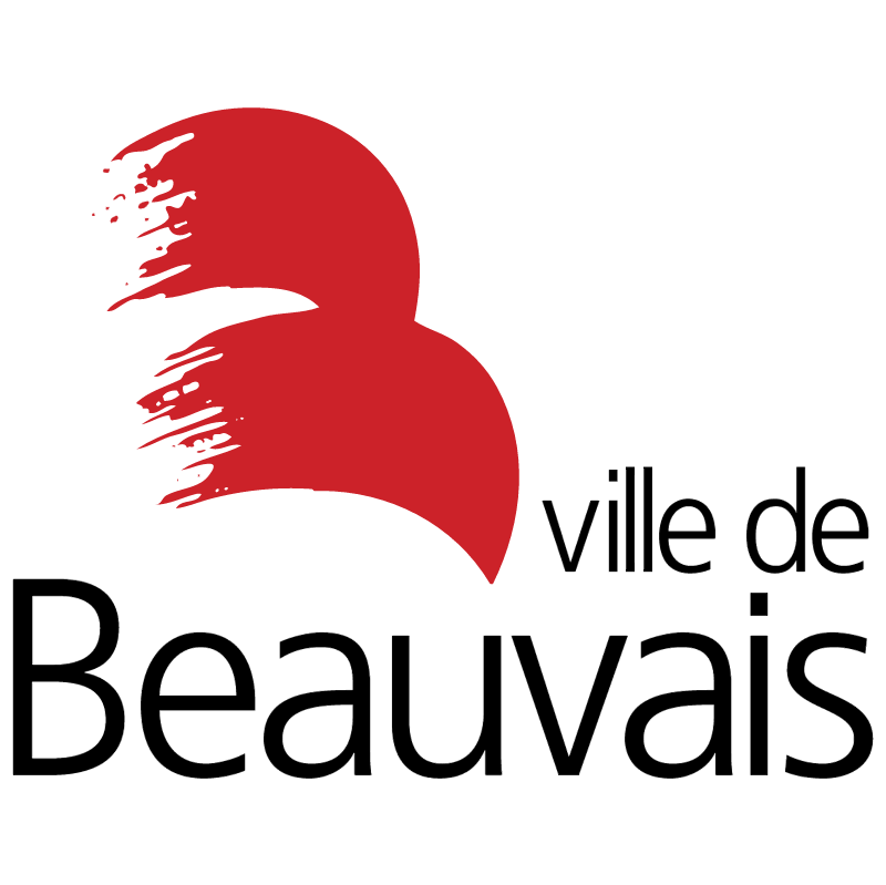 Ville de Beauvais vector