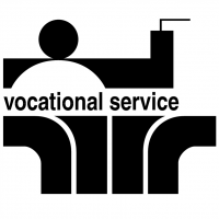 Vocational Service vector