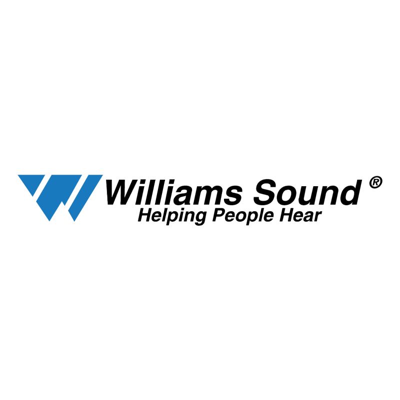 Williams Sound vector