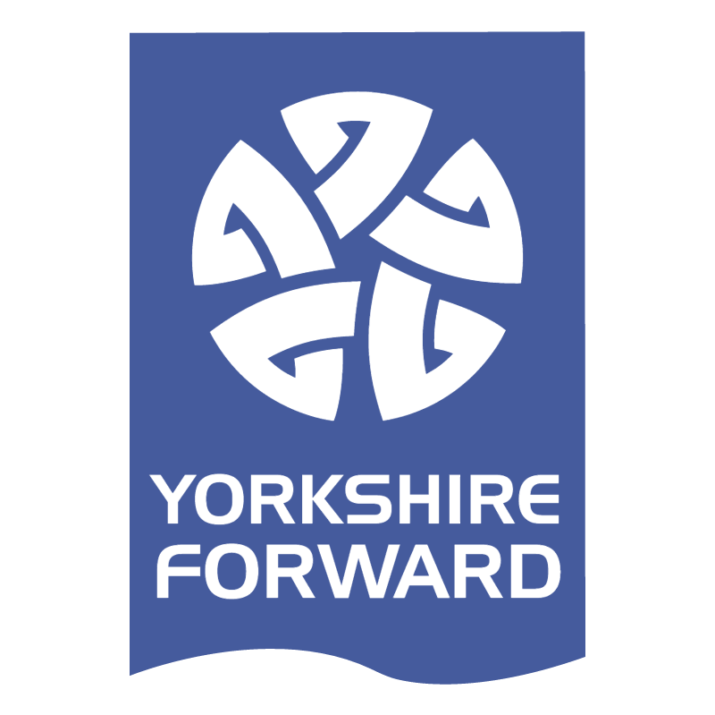 Yorkshire Forward vector logo