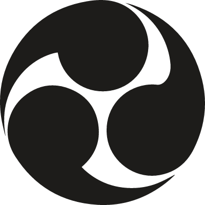 Circular Symbol of Japan vector logo