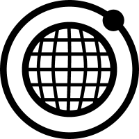 Orbit network symbol