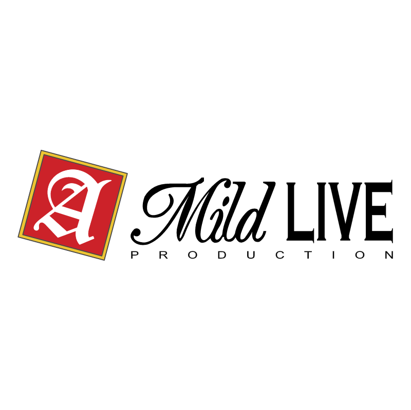 A Mild Live Production vector