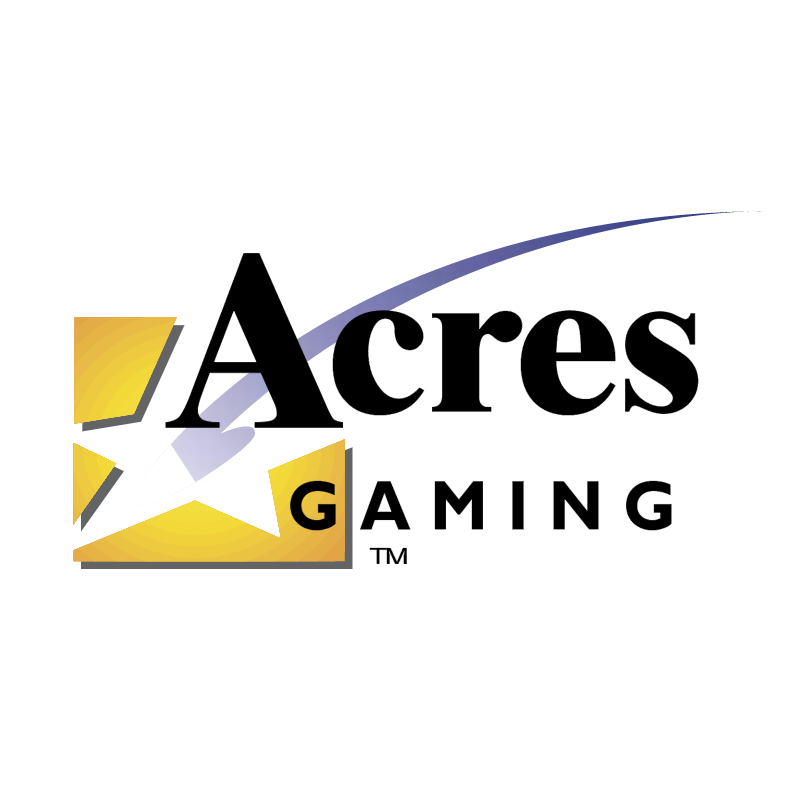 Acres Gaming 45250 vector logo