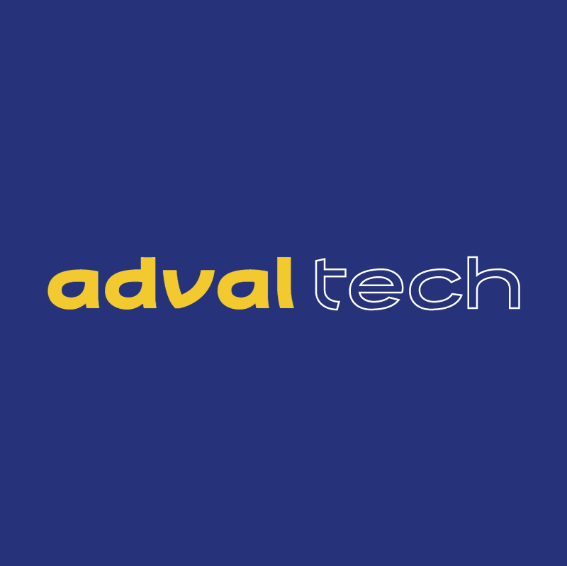 Adval Tech vector logo