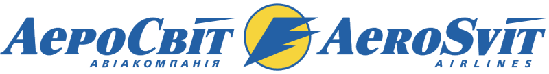 AEROSVIT AIRLINES vector
