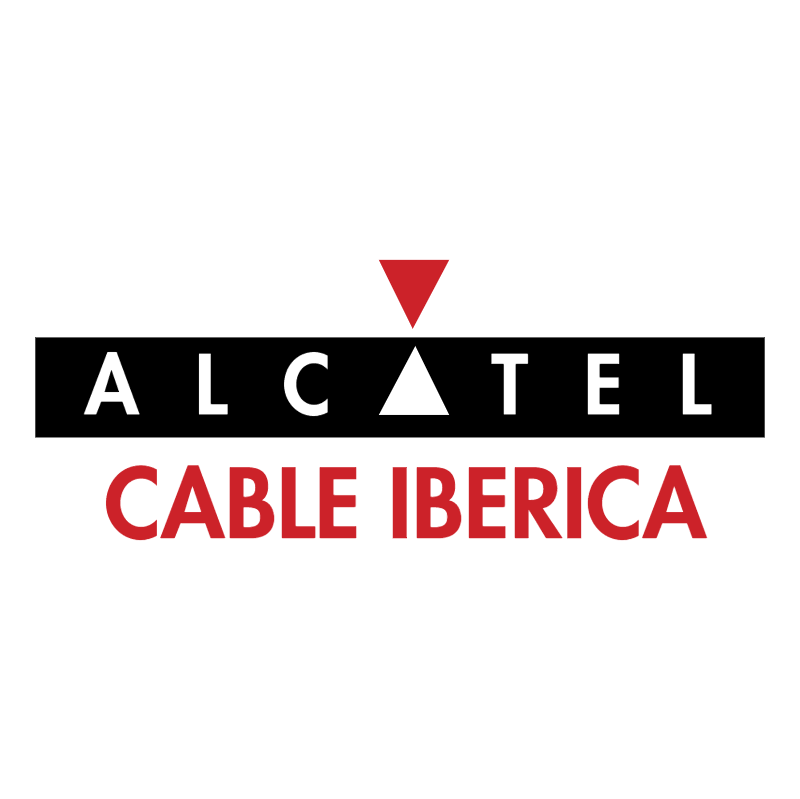 Alcatel Cable Iberica vector