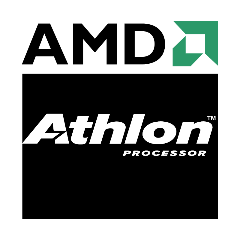 AMD Athlon processor 8849 vector