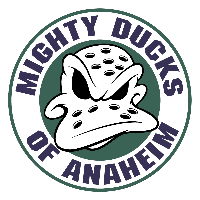 Anaheim Mighty Ducks vector