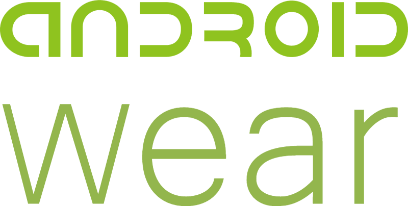 Android Wear vector logo
