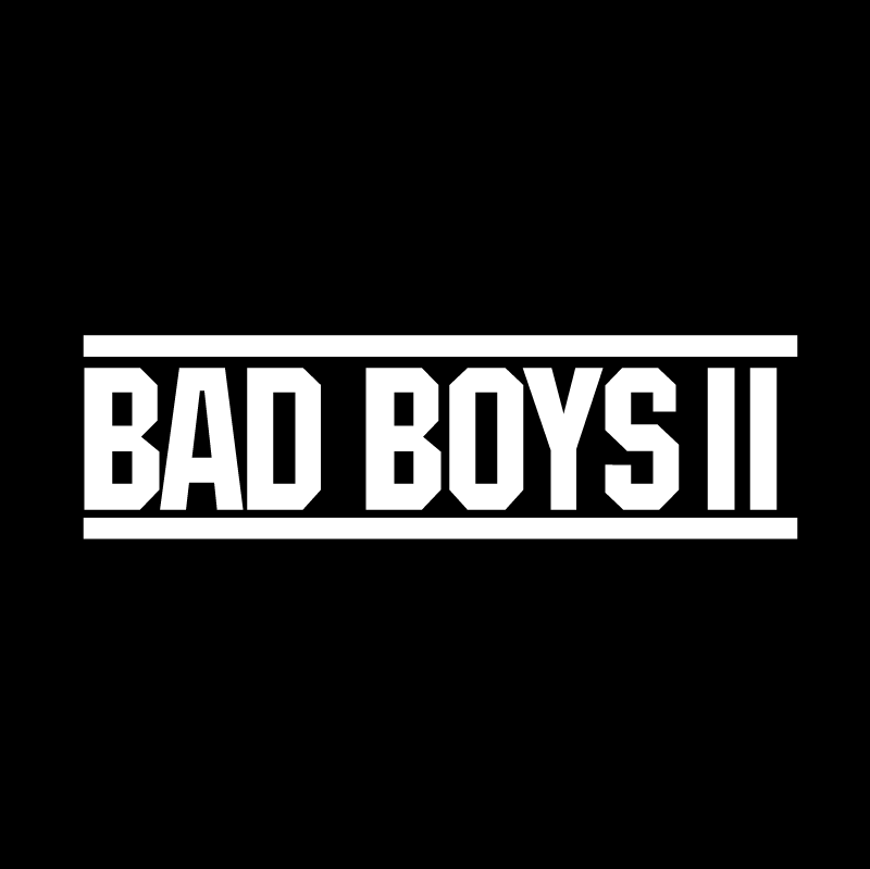 Bad Boys 2 83934 vector logo