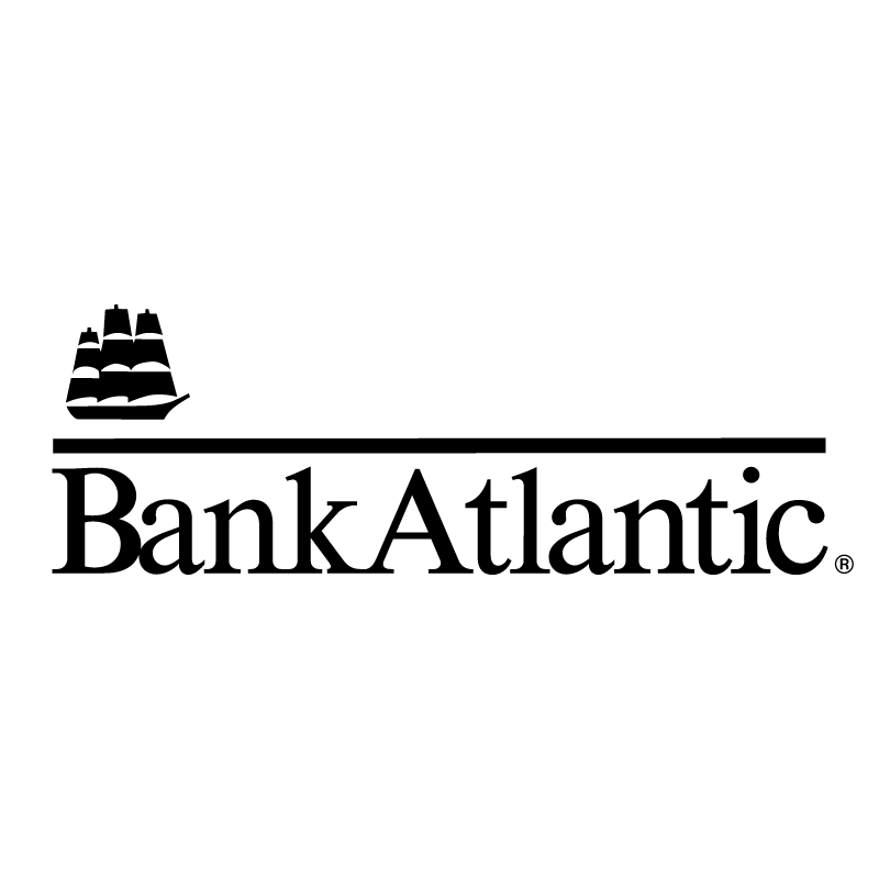 Bank Atlantic vector