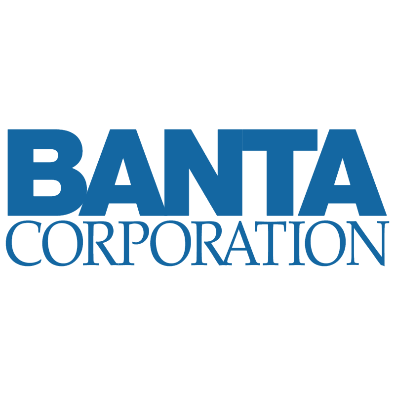 Banta Corporation 23902 vector