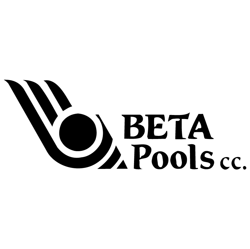 Beta Pools 11084 vector logo