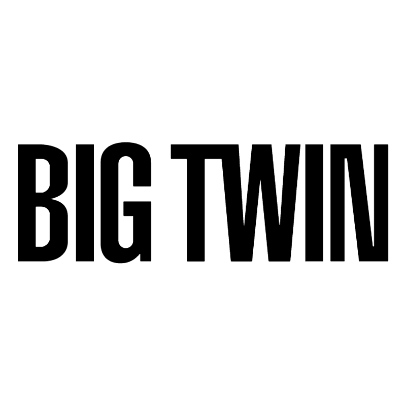 Big Twin vector logo