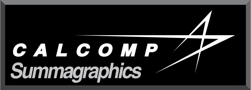 Calcomp Summagraphics vector logo