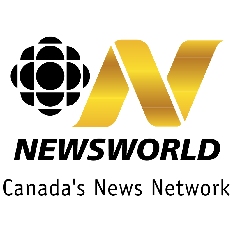 CBC Newsworld vector logo