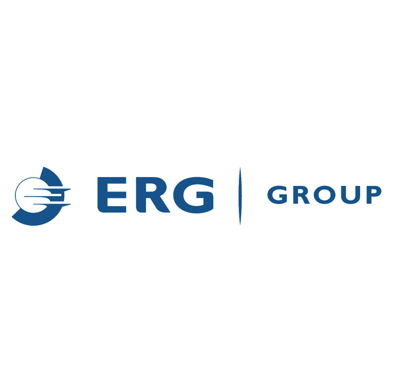 ERG Group vector logo