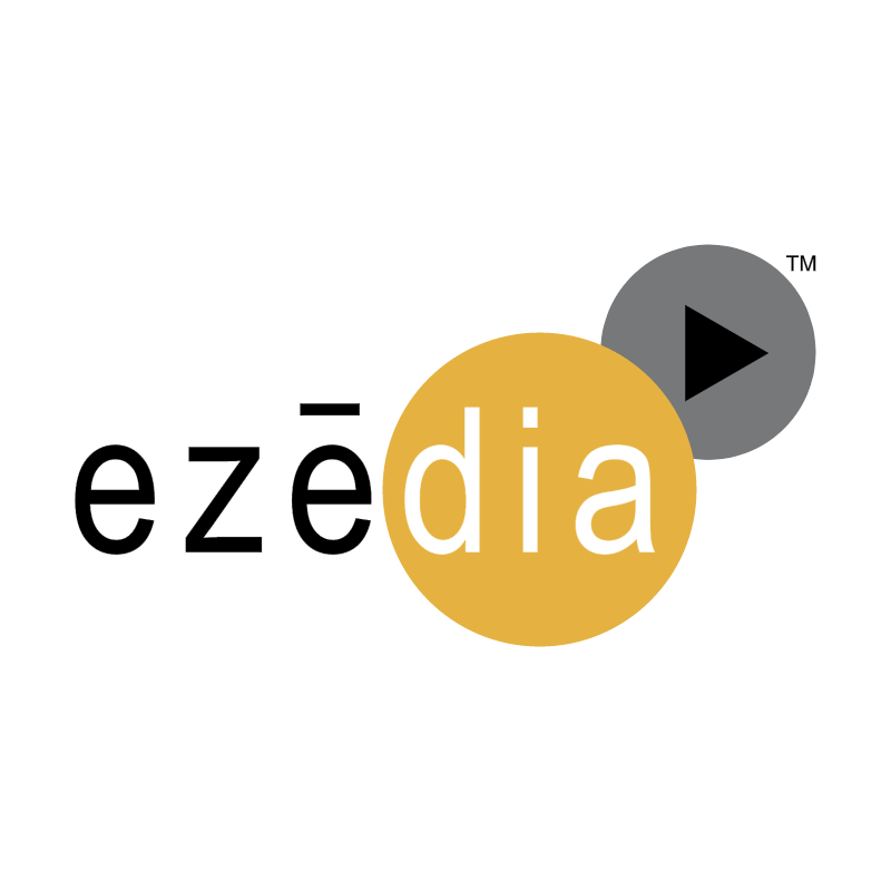 eZedia Player vector logo