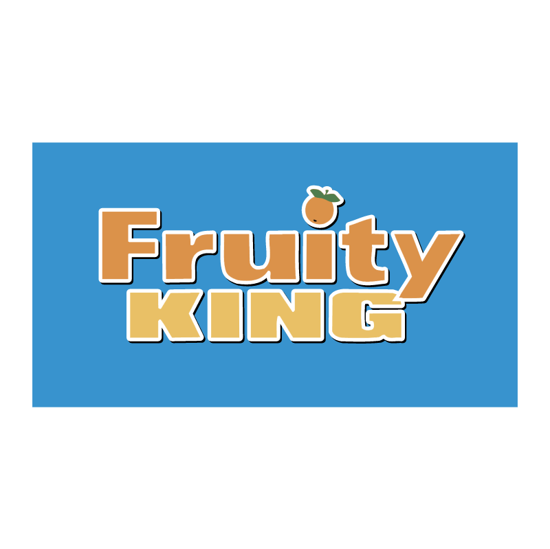 Fruity King vector