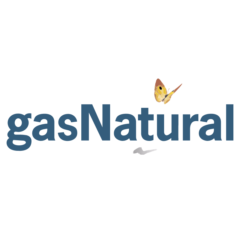 Gas Natural vector