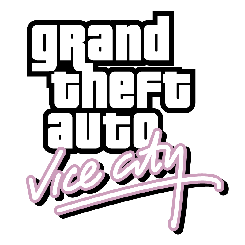 Grand Theft Auto Vice City vector