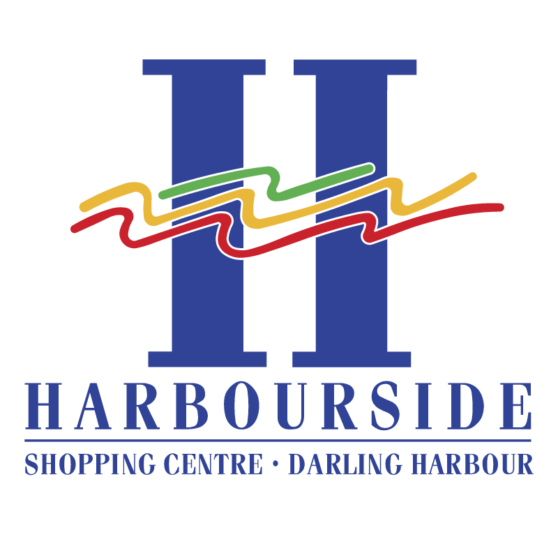 Harbourside Shopping Centre vector