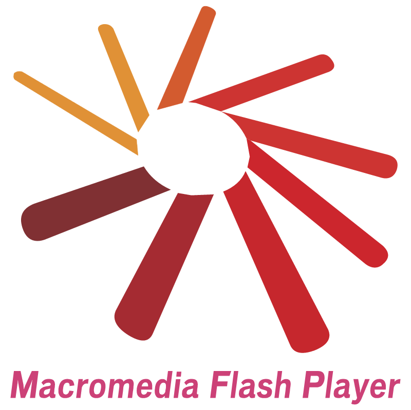 Macromedia Flash Player vector