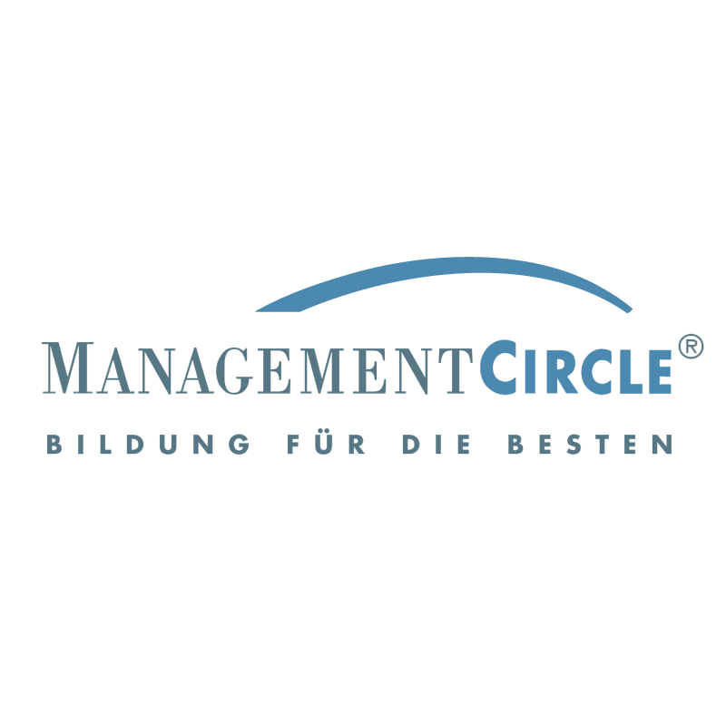 Management Circle vector