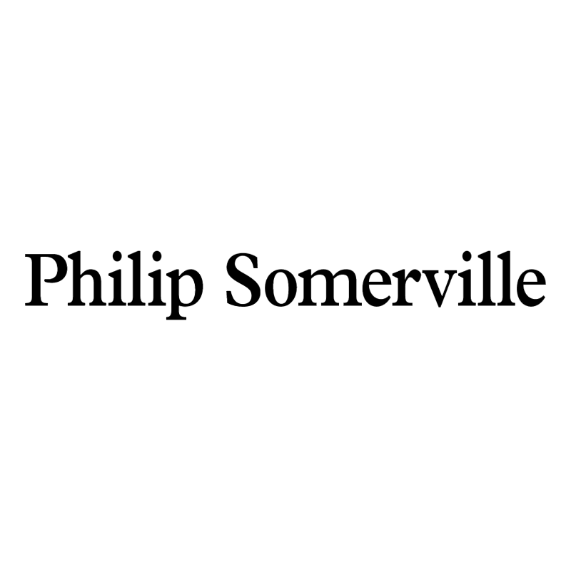 Philip Somerville vector logo