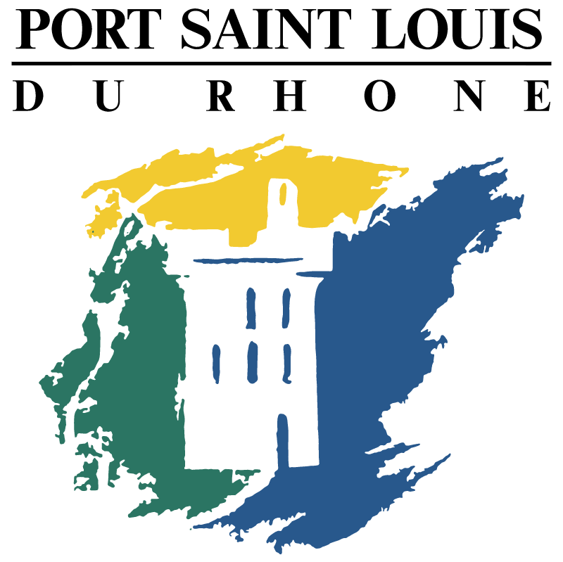 Port Saint Louis du Rhone vector
