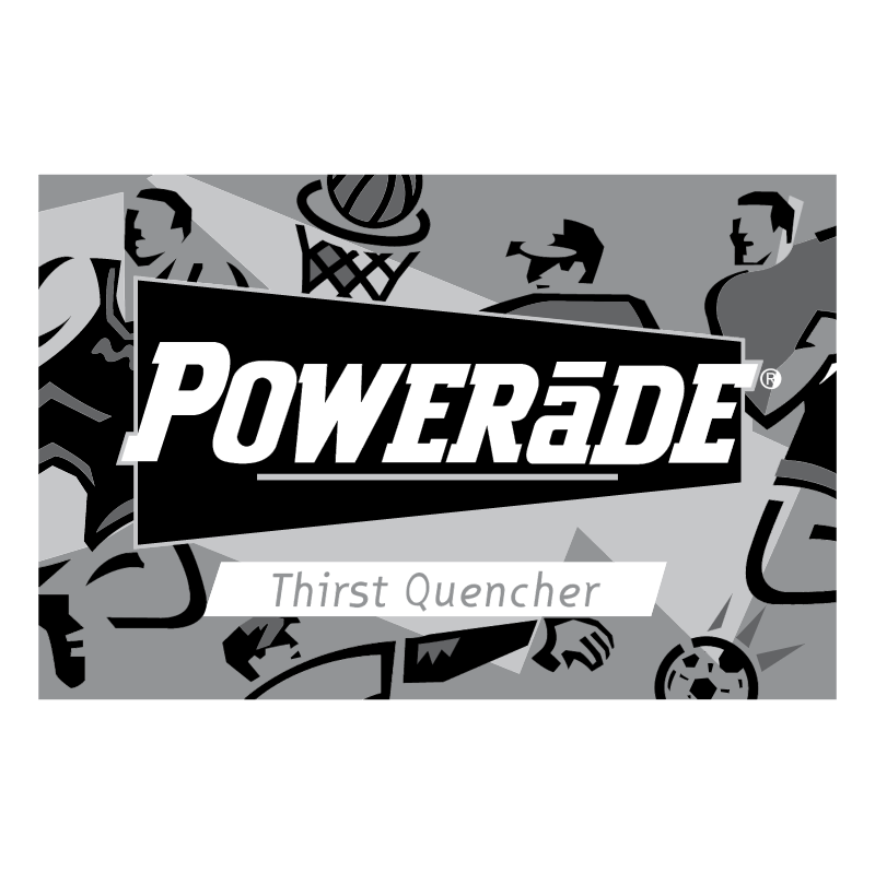 Powerade vector