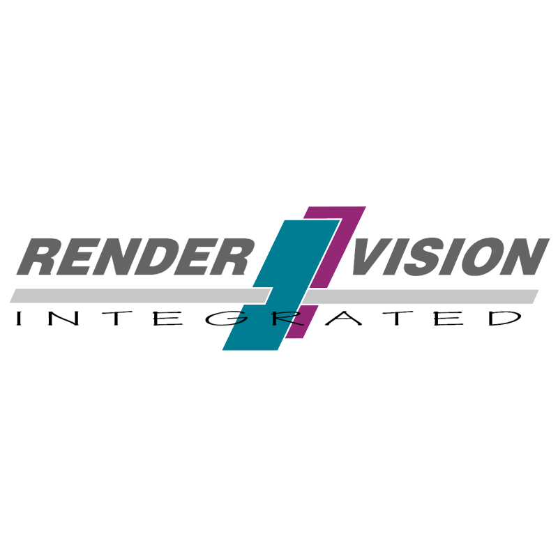 Render Vision Integrated vector logo