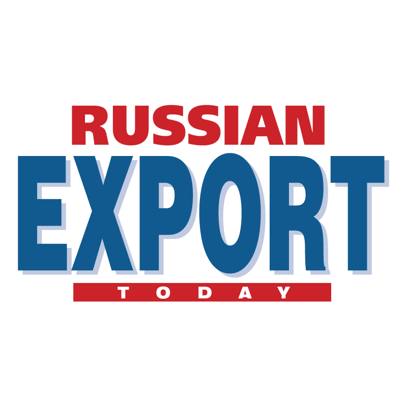 Russian Export Today vector