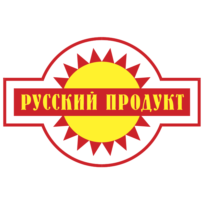 Russian Product vector logo