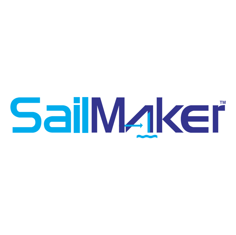 SailMaker vector logo