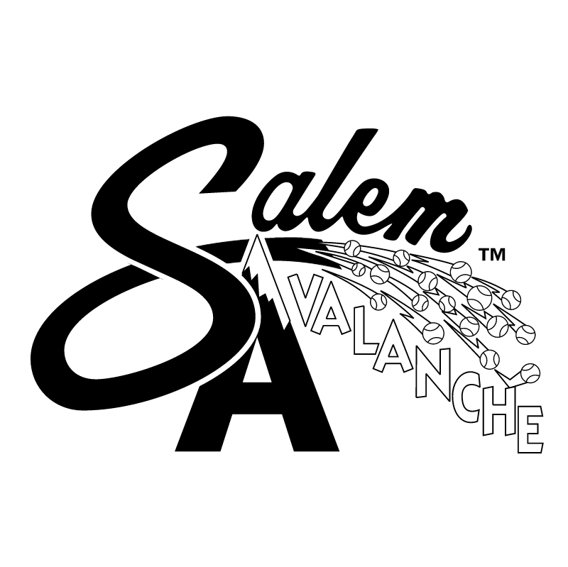 Salem Avalanche vector logo