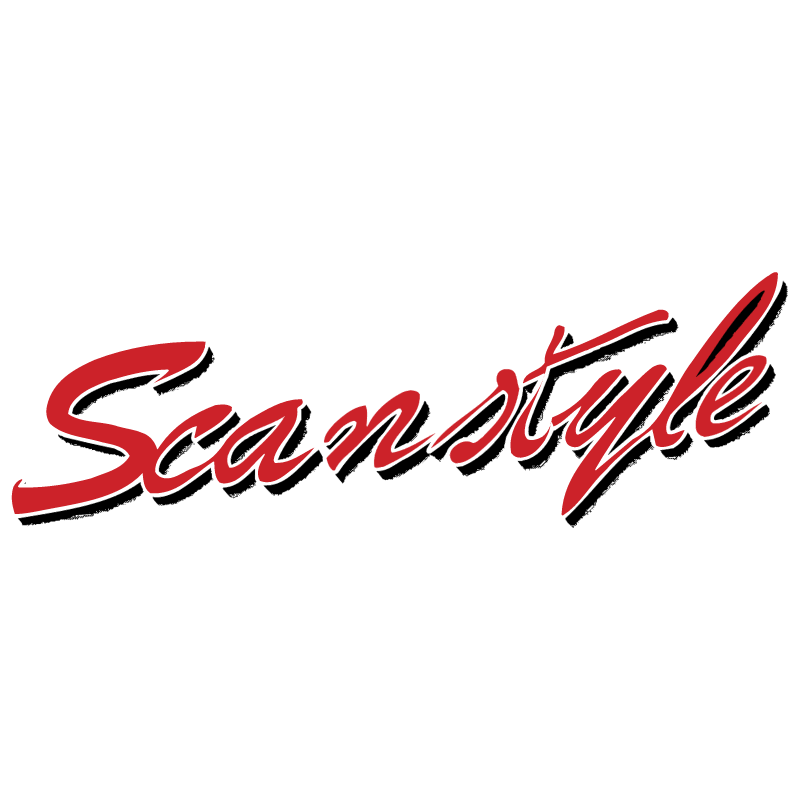 Scanstyle vector