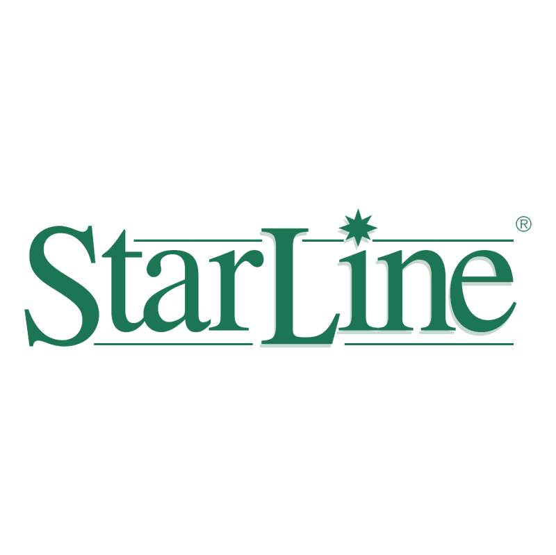 StarLine vector logo