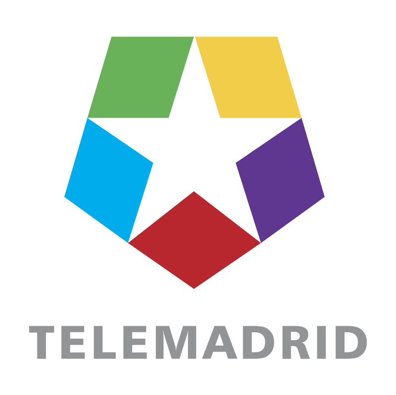 Telemadrid vector