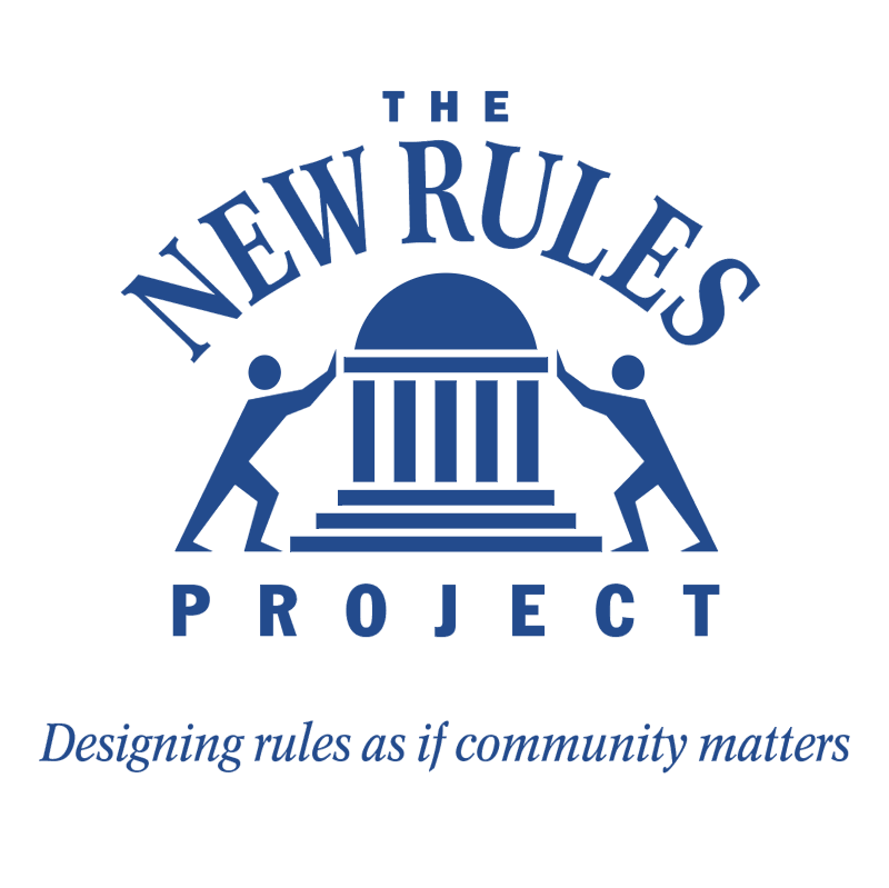 The New Rules Project vector