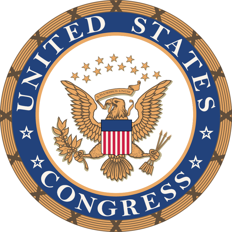 US Congress vector