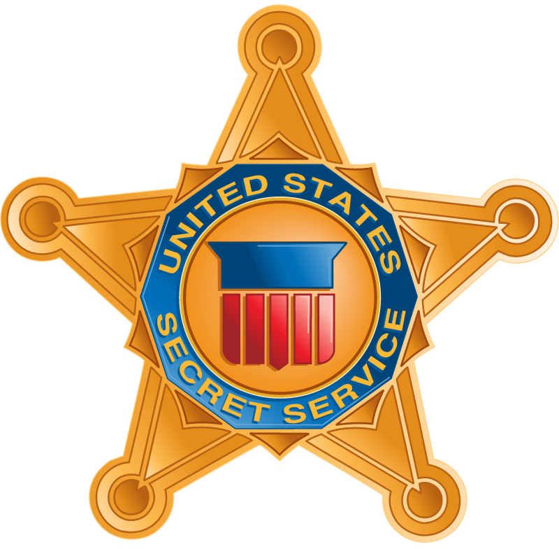 US Secret Service vector logo