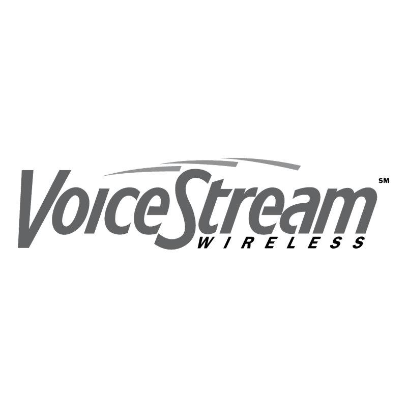 Voice Stream Wireless vector